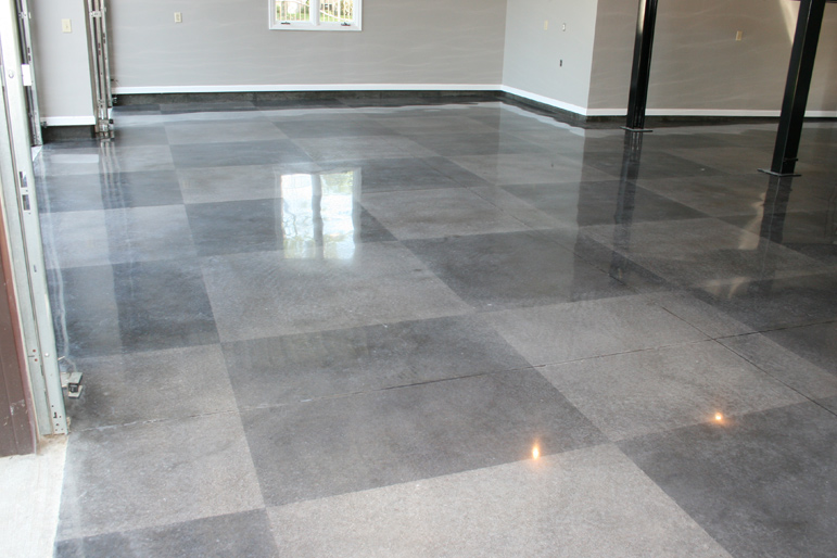 Concrete flooring eric mckenna for Are concrete floors cold