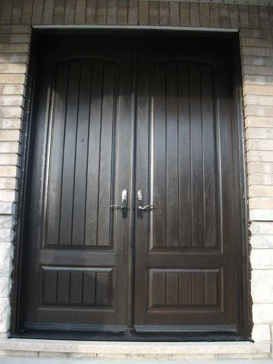 Exterior-Executive-Double-Solid-Fiberglass-Parliament-Front-Door-with-multi-Point-Locks-Installed-in-King-City-Ontario-by-Exterior-Doors-Toronto