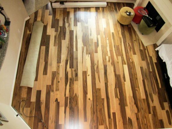 Brazilian pecan flooring eric mckenna for Hardwood floors katy tx