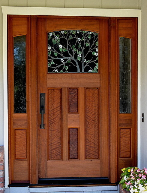 traditional-front-doors