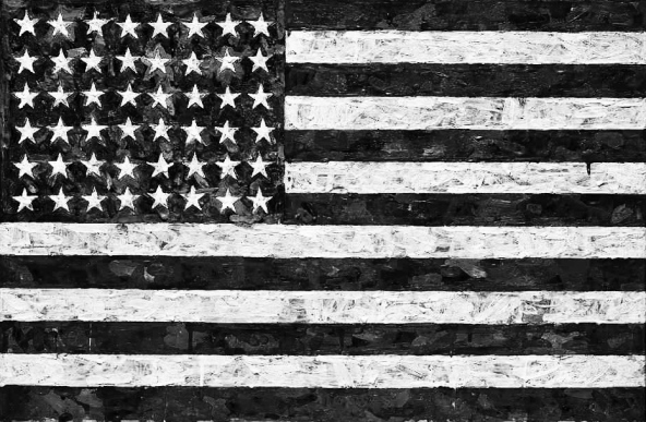 Jasper-Johns-Flag-Large